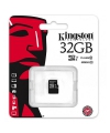 Card memorie Kingston MicroSDHC 32Gb Clasa 10 UHS-1 fara adaptor Blister