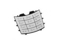 Tastatura inferioara Samsung U700 argintie Originala