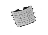 Tastatura Samsung U700 argintie Originala