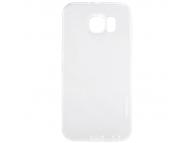 Husa silicon TPU Samsung Galaxy S6 edge G925 Nillkin Nature transparenta Blister Originala
