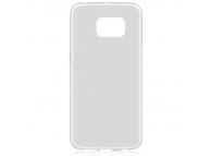 Husa silicon TPU Samsung Galaxy S6 edge G925 Slim transparenta