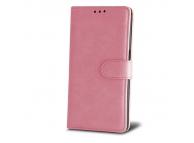 Husa piele Sony Xperia M4 Aqua Elegance roz