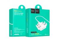 Adaptor priza USB x 4 porturi HOCO UH402 5.4A Blister Original