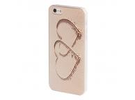 Husa plastic Apple iPhone 5 Two Heart Blister