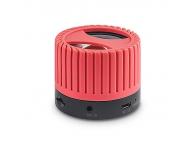 Difuzor portabil Bluetooth Setty rosu Blister