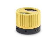 Difuzor portabil Bluetooth Setty galben Blister
