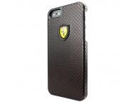 Husa plastic Apple iPhone 5 Ferrari FECHFPHCP5 Blister Originala