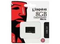 Memorie externa Kingston DataTraveler Micro 8Gb Blister
