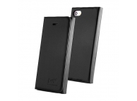 Husa piele Apple iPhone 5 Beeyo Book Carry Blister Originala
