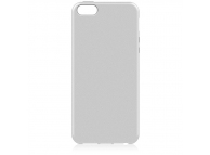 Husa silicon TPU Apple IPhone 5 Matte alba
