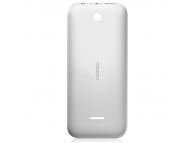Capac baterie Nokia 225 alb Original
