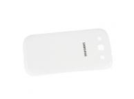Capac baterie Samsung I9300 Galaxy S III alb Original