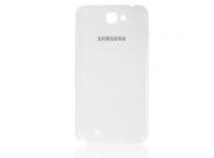 Capac baterie Samsung Galaxy Note II N7100 alb Original