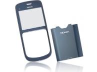 Carcasa Nokia C3 bleumarin Originala