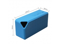 Difuzor portabil Bluetooth Clasic albastru Blister
