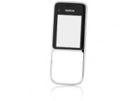 Carcasa fata Nokia C2-01 neagra argintie Originala