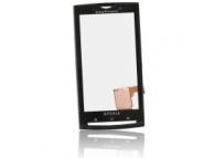Carcasa fata cu touchscreen Sony Ericsson Xperia X10 Originala