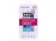 Folie Protectie ecran antisoc Apple iPhone 4 Tempered Glass Blueline Blister