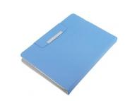 Husa piele Allview Alldro 2 Speed DUO Magnetic bleu