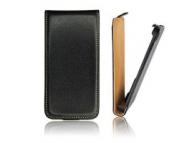 Husa piele Samsung Galaxy Core II Slim Flip