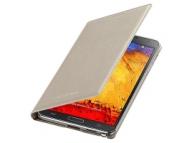 Husa piele Samsung Galaxy Note 3 EF-WN900BU bej Blister Originala