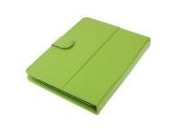 Husa piele Allview Alldro 2 Speed Quad Stand verde