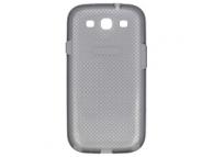Husa silicon TPU Samsung I9300 Galaxy S III EF-AI930B gri Originala