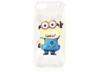 Husa silicon TPU Apple iPhone 5 Cute Minion