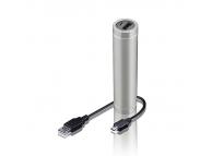 Baterie externa Powerbank PB010 argintiu Blister