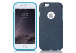 Husa plastic Apple iPhone 6 Remax Ruai bleumarin Blister Originala
