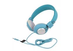 Casti audio Forever Jelly bleu Blister