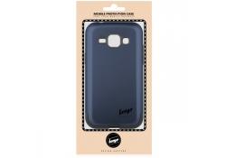 Husa plastic Samsung Galaxy J1 Beeyo Synergy Bleumarin Blister Originala