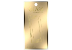 Folie Protectie ecran antisoc Apple iPhone 6 Tempered Glass Gold Edition Blister