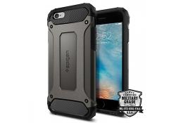 Husa Apple iPhone 6s Spigen Tough Armor Tech SGP11742 Blister Originala