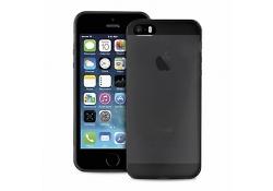 Husa silicon TPU Apple iPhone 5 Puro Ultra Slim Blister Originala