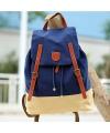Rucsac textil Remax Double-311 bleumarin Original