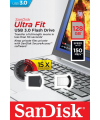 Memorie externa USB 3.0 SanDisk Ultra Fit 128Gb Blister