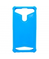 Husa silicon Universala Telefon 5.0 - 5.5 inci Albastra