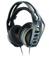 Casti Gaming Over-Ear Plantronics RIG 400 Pro HC, 3.5 mm, Negre