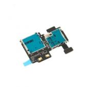 Modul cititor SIM si card MicroSD Samsung I9500 Galaxy S4