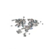 Suruburi Apple iPhone 5s, Set, Argintii
