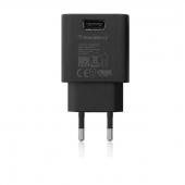 Incarcator retea USB BlackBerry HDW-44303-002, 550mA, 1 x USB, Negru