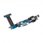 Banda cu keypad conector incarcare / date microfon si conector audio Samsung Galaxy S6 edge G925