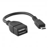 Adaptor OTG microUSB-USB Forever Blister