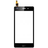 Touchscreen Huawei P8lite (2015) ALE-L21, Negru