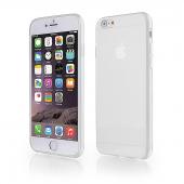 Husa silicon TPU Apple iPhone 6s transparenta