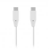 Cablu Date USB Type-C la USB Type-C LG EAD63687002 alb Original