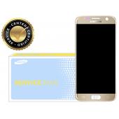 Display cu touchscreen Samsung Galaxy S7 G930 auriu GH97-18523C
