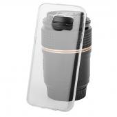 Husa silicon TPU Samsung Galaxy S7 G930 Slim transparenta