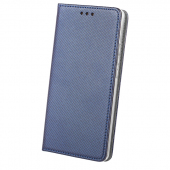 Husa Piele Huawei P9 lite (2016) Case Smart Magnet bleumarin